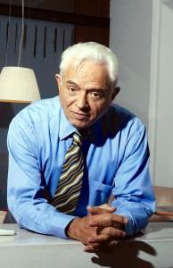 "Daniel Larriqueta, autor de ""Atahuallpa. Memoria de un Dios"""