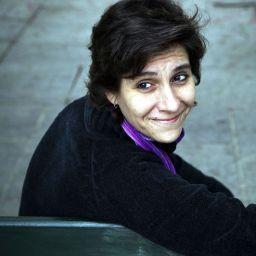 """Eugenia Almeida: """"El placer de escribir es no saber a dónde voy"""""""