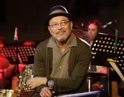 Rubén Blades llamó a resistir contra la concentración cinematográfica
