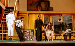 """""""La Terquedad"""": una obra maestra del teatro contemporáneo"""