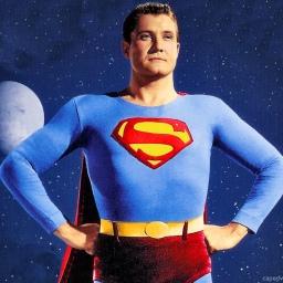La misteriosa muerte del primer Superman de la historia de la tv