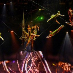 Cirque du Soleil: un instante para sentirnos dioses